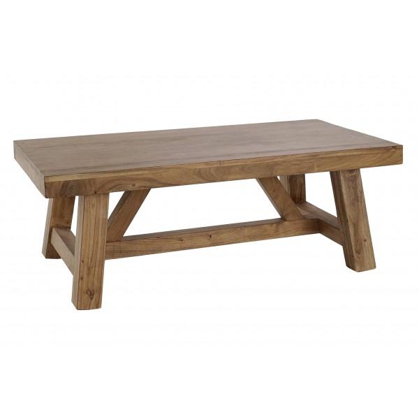 Mesa de centro acacia